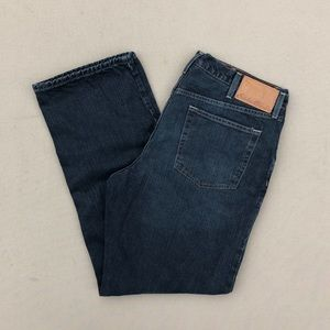Eddie Bauer Flannel Lined Relaxed Fit Jeans